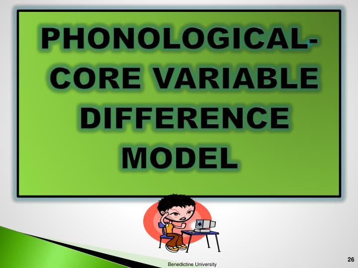 PHONOLOGICAL-