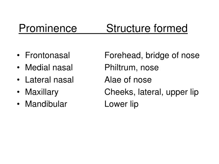 ProminenceStructure formed