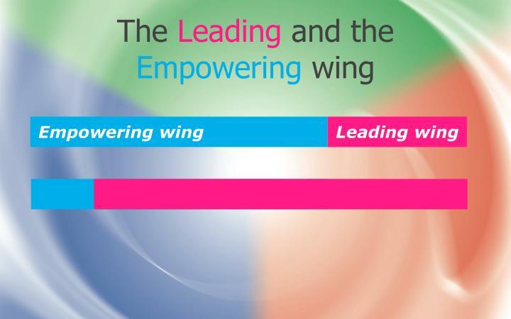Empowering wing
