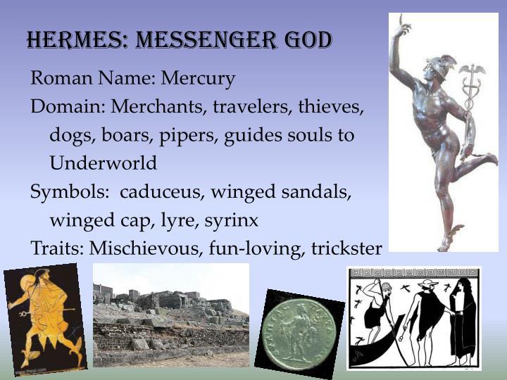 Hermes: Messenger god
