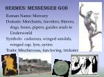 hermes messenger god