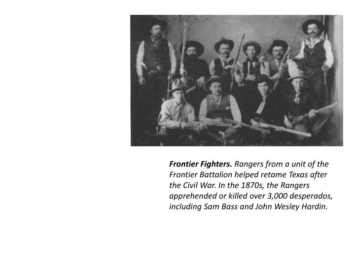 Frontier Fighters.