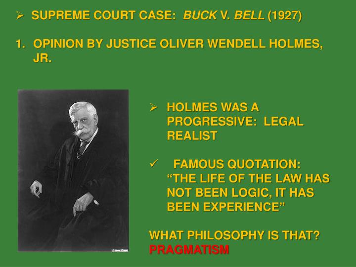 SUPREME COURT CASE: