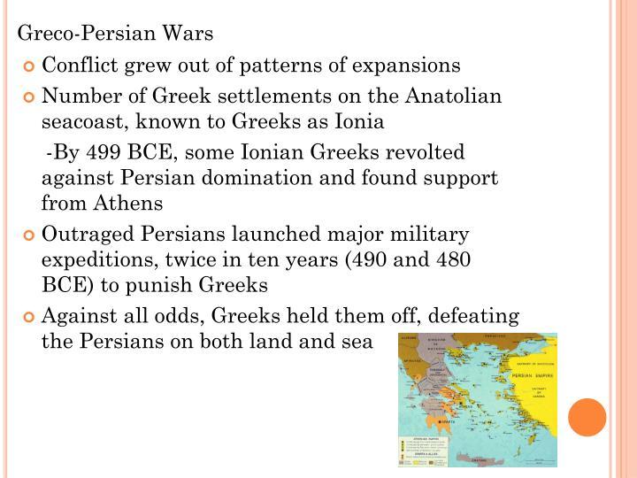 Greco-Persian Wars