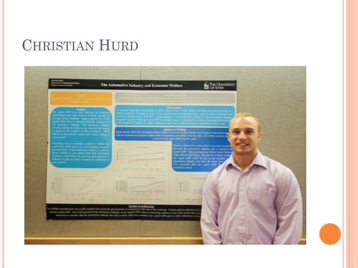 Christian Hurd