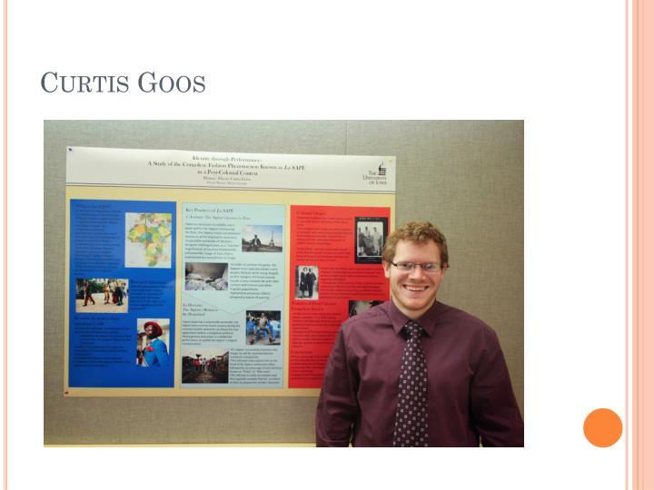 Curtis Goos