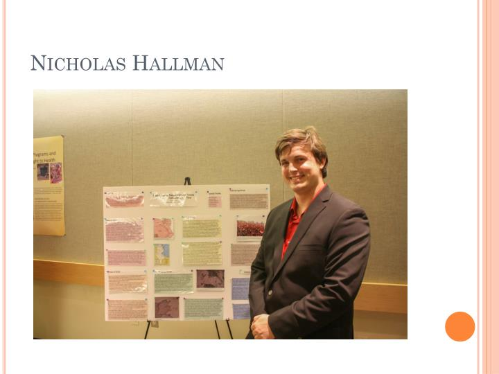 Nicholas Hallman