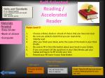 self selected reading accelerated reader