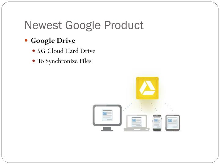 Newest Google Product