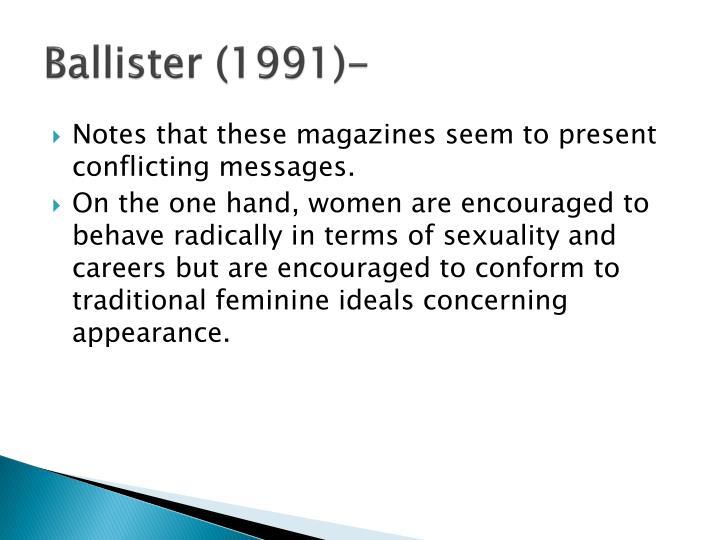 Ballister (1991)-