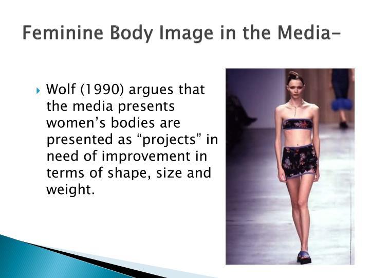 Feminine Body Image in the Media-