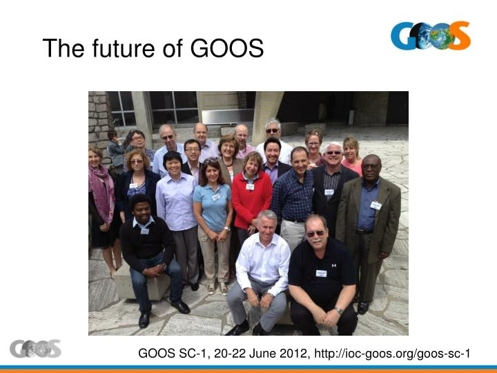 The future of GOOS