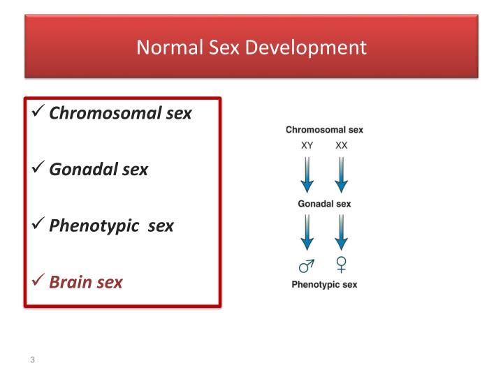 Normal Sex Development