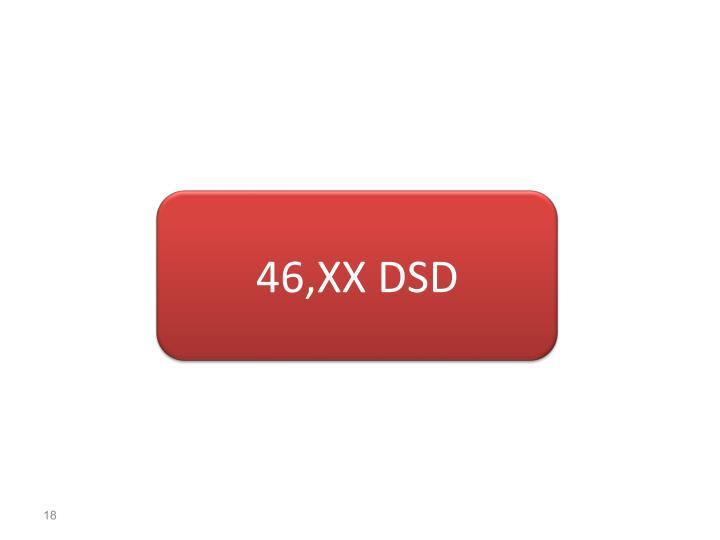 46,XX DSD