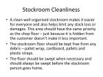 stockroom cleanliness1