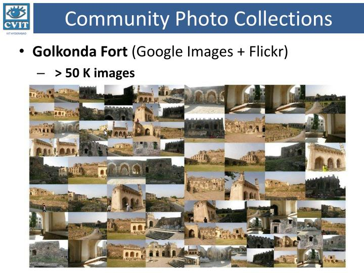 Community photo collections1