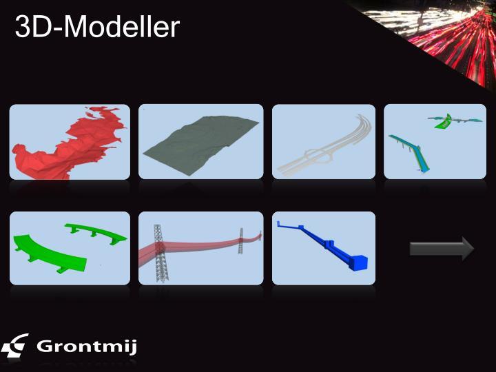 3D-Modeller