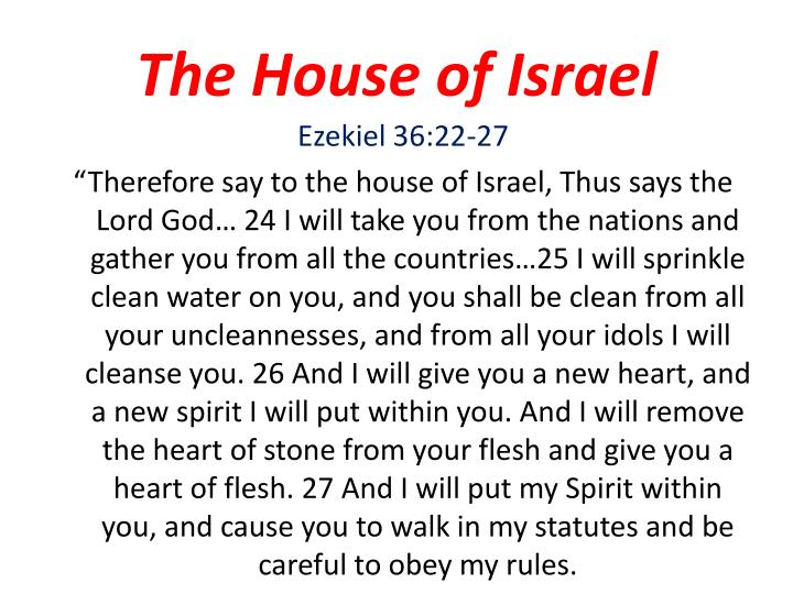 The House of Israel