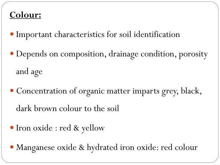 Colour: