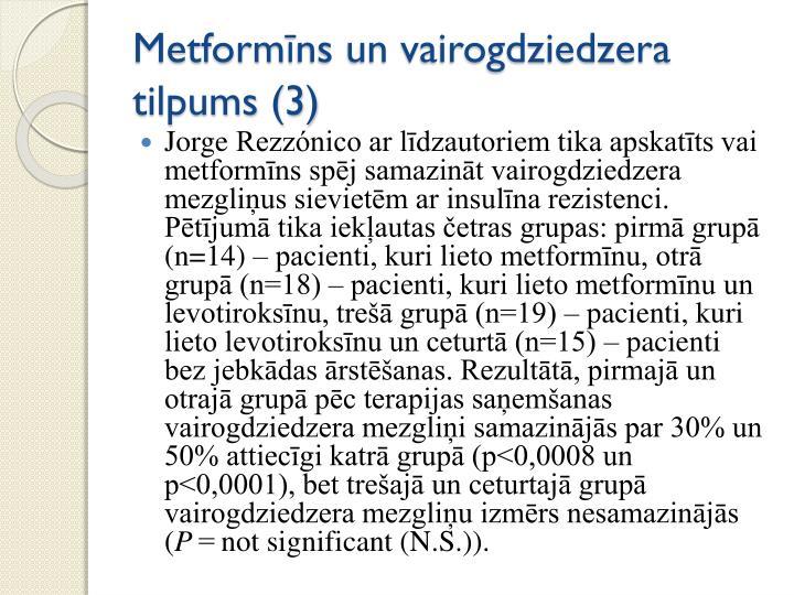 Metformīns un vairogdziedzera tilpums (3)