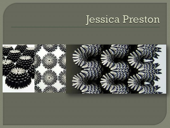 Jessica Preston