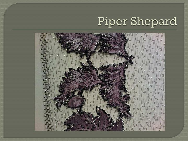 Piper Shepard