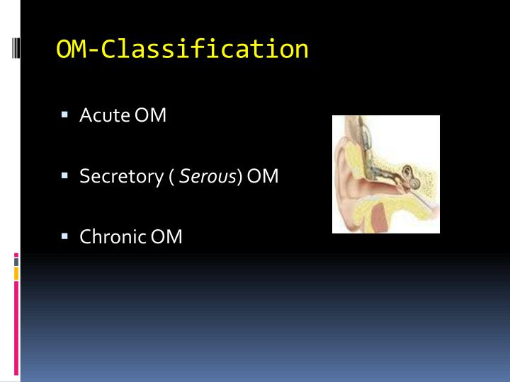 OM-Classification