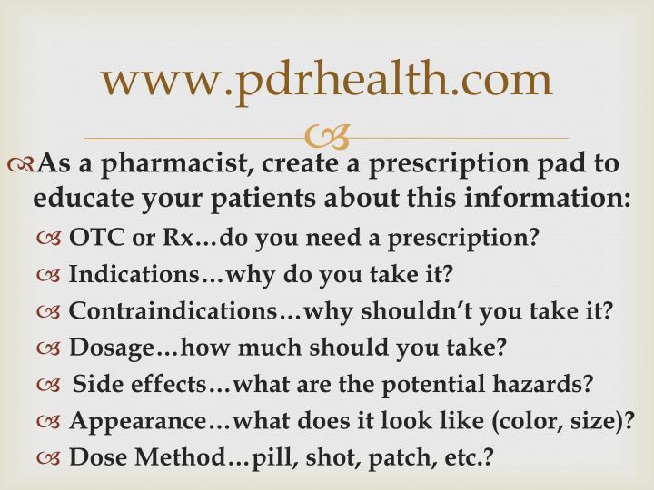 www.pdrhealth.com