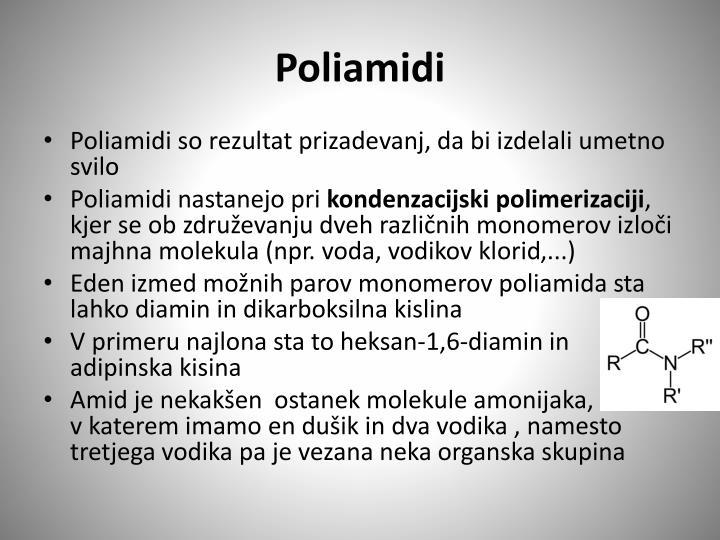 Poliamidi