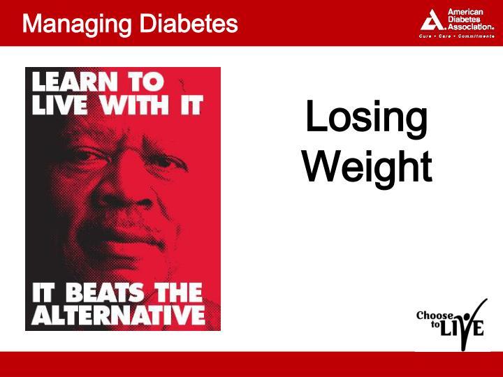 Managing Diabetes