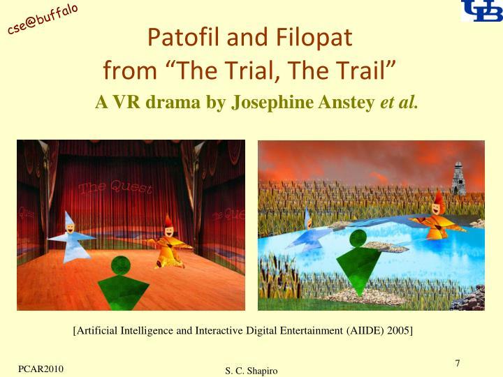 Patofil and Filopat