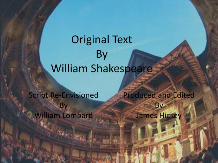 Original Text