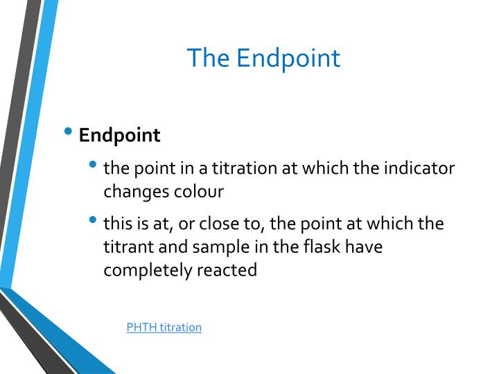 The Endpoint