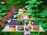 panduan piramid makanan seimbang