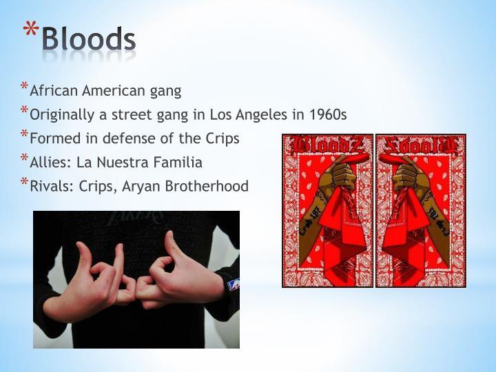 African American gang
