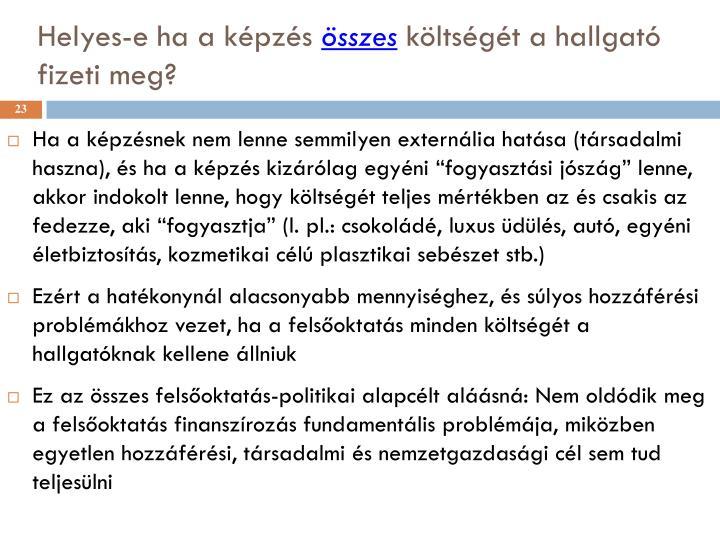 Helyes-e
