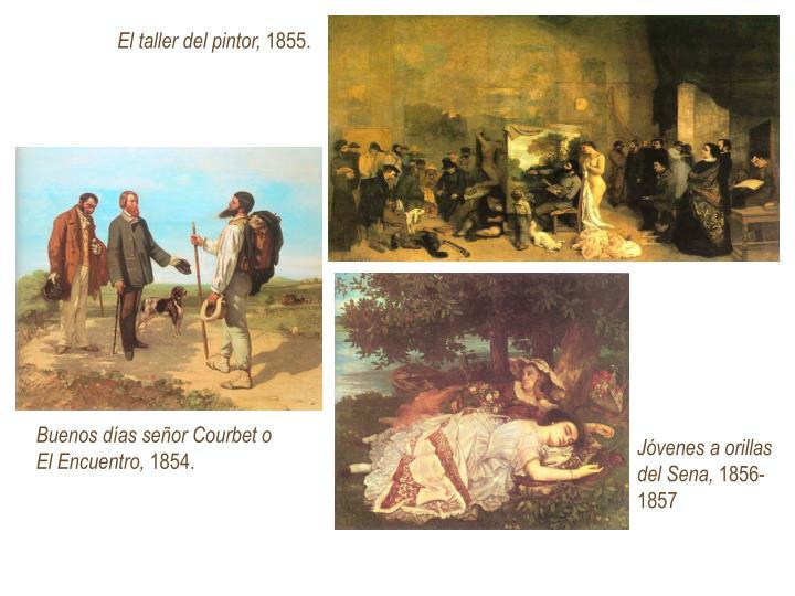 El taller del pintor,