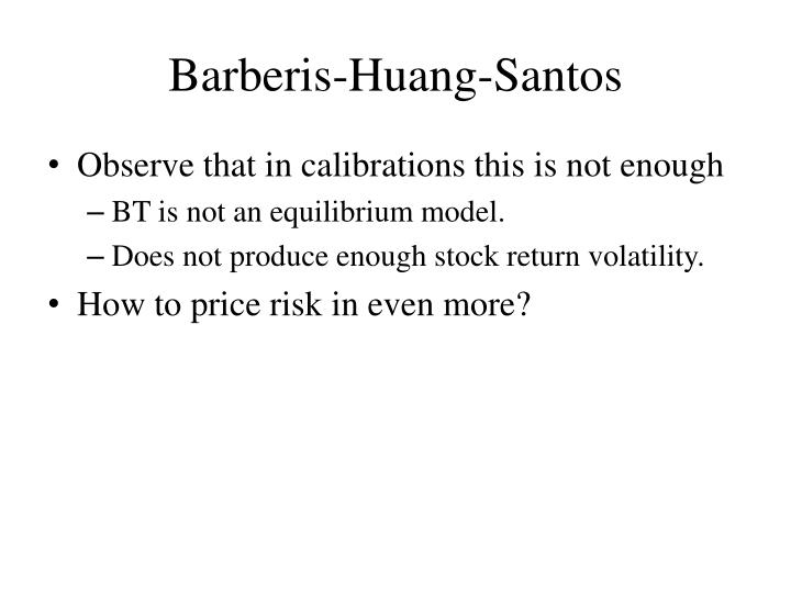 Barberis-Huang-Santos