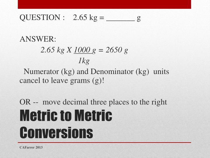 QUESTION :    2.65