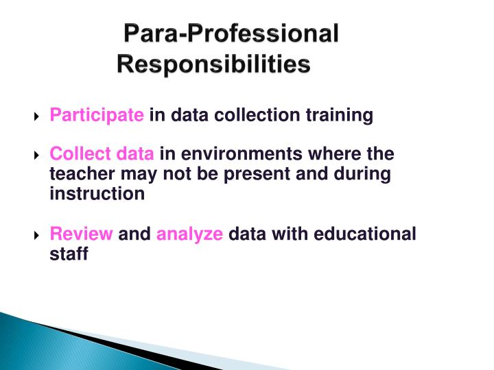 Para-Professional
