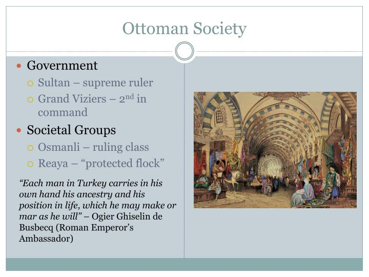 Ottoman Society