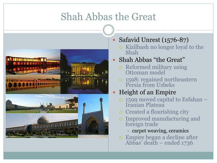 Shah Abbas the Great