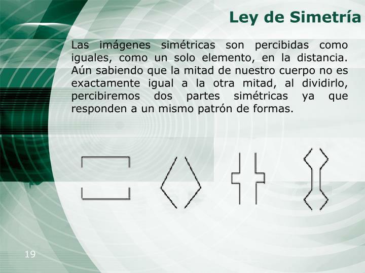 Ley de Simetría