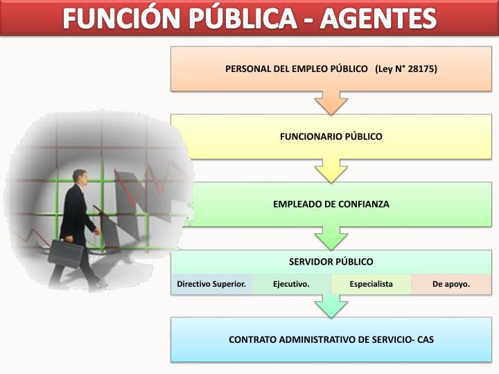 FUNCIÓN PÚBLICA - AGENTES