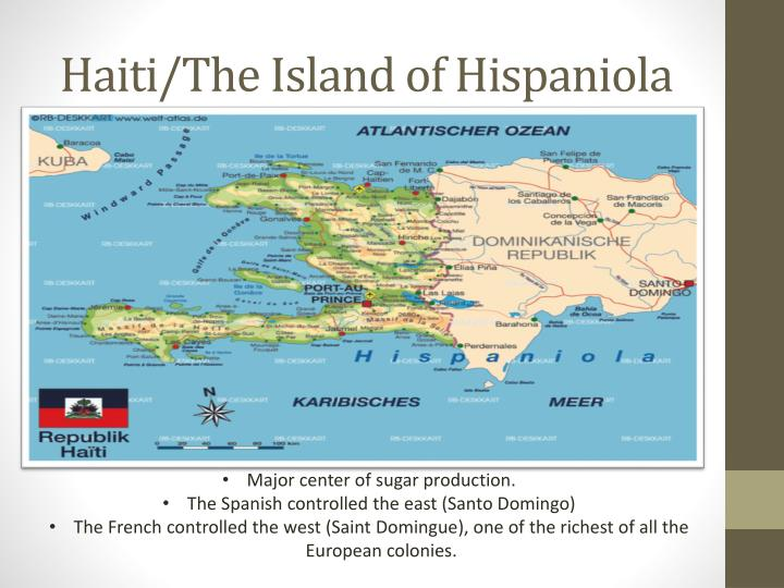 Haiti/The Island of Hispaniola