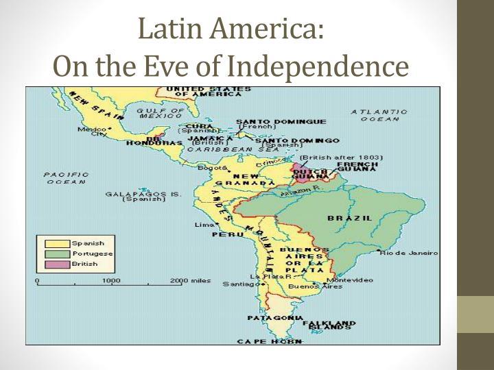 Latin America: