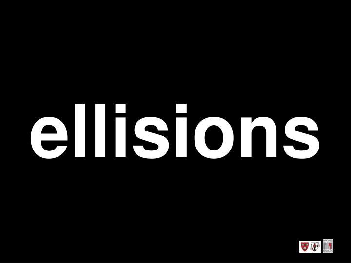 ellisions