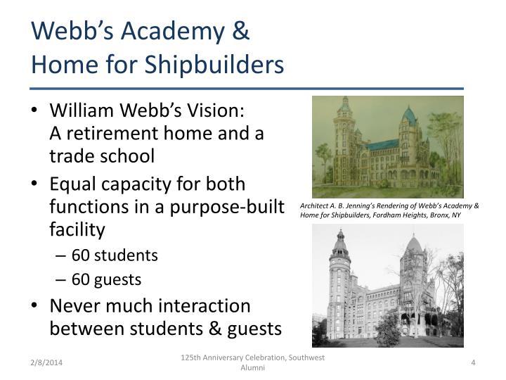 Webb's Academy &