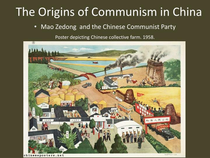 """a discussion of the roots of chinese communist #8 kathryn weathersby, """"soviet aims in korea and the origins of the korean   mao and the the chinese communists, in the final analysis, are communists in."""