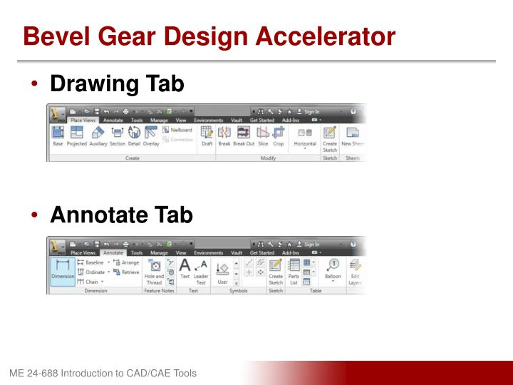 Bevel Gear Design Accelerator